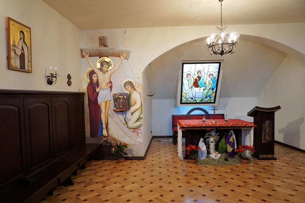 kaplica zakonna
