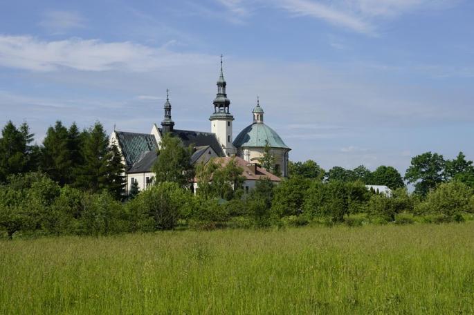 Klasztor i sanktuarium
