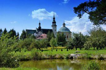 ogród klasztorny